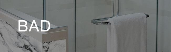 Bauhaus badeværelse montageservice