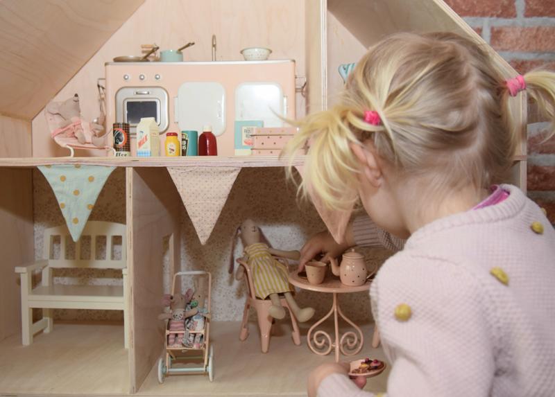 Det færdige dukkehus
